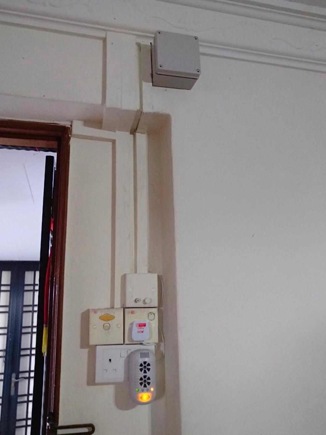 Install Video Doorbell At Marine Drive
